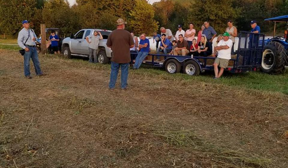 Ag field day 2017